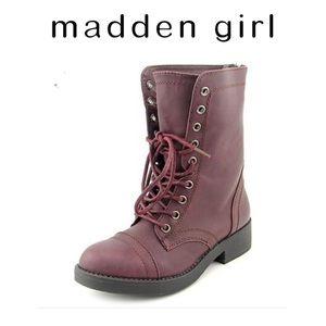 Madden Girl Maavin Boots